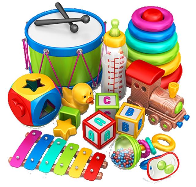 Խաղեր և խաղալիքներ