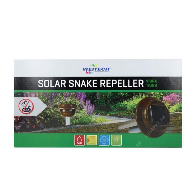 Արևային սարք Վիթեք /Weitech/, օձերի դեմ