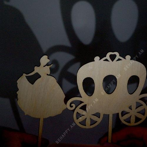 Ստվերների թատրոն «Մոխրոտիկը»
